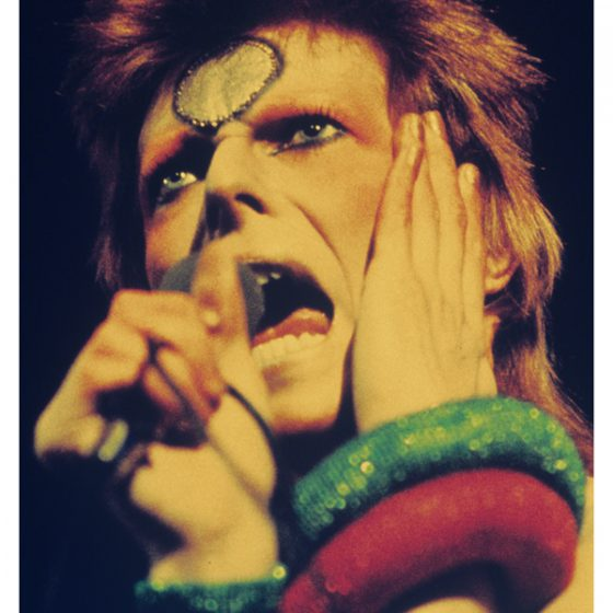 David Bowie, Ziggy Stardust 1973, Earls Court London, Gijsbert Hanekroot